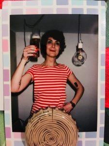Regine Marxen ist eine der beiden Macher von HHopcast, dem Bier-Podcast und Bierblog aus Hamburg