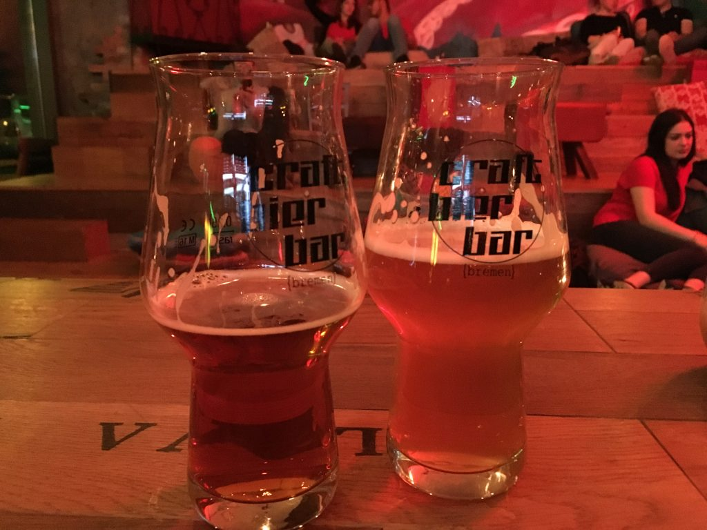 Michael Solms von der Craft Bier Bar Bremen bei HHopcast, dem Craft Beer Podcast aus Hamburg