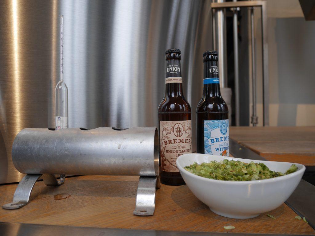 Freie Brau Union Bremen bei HHopcast dem Bier Podcast aus Hamburg