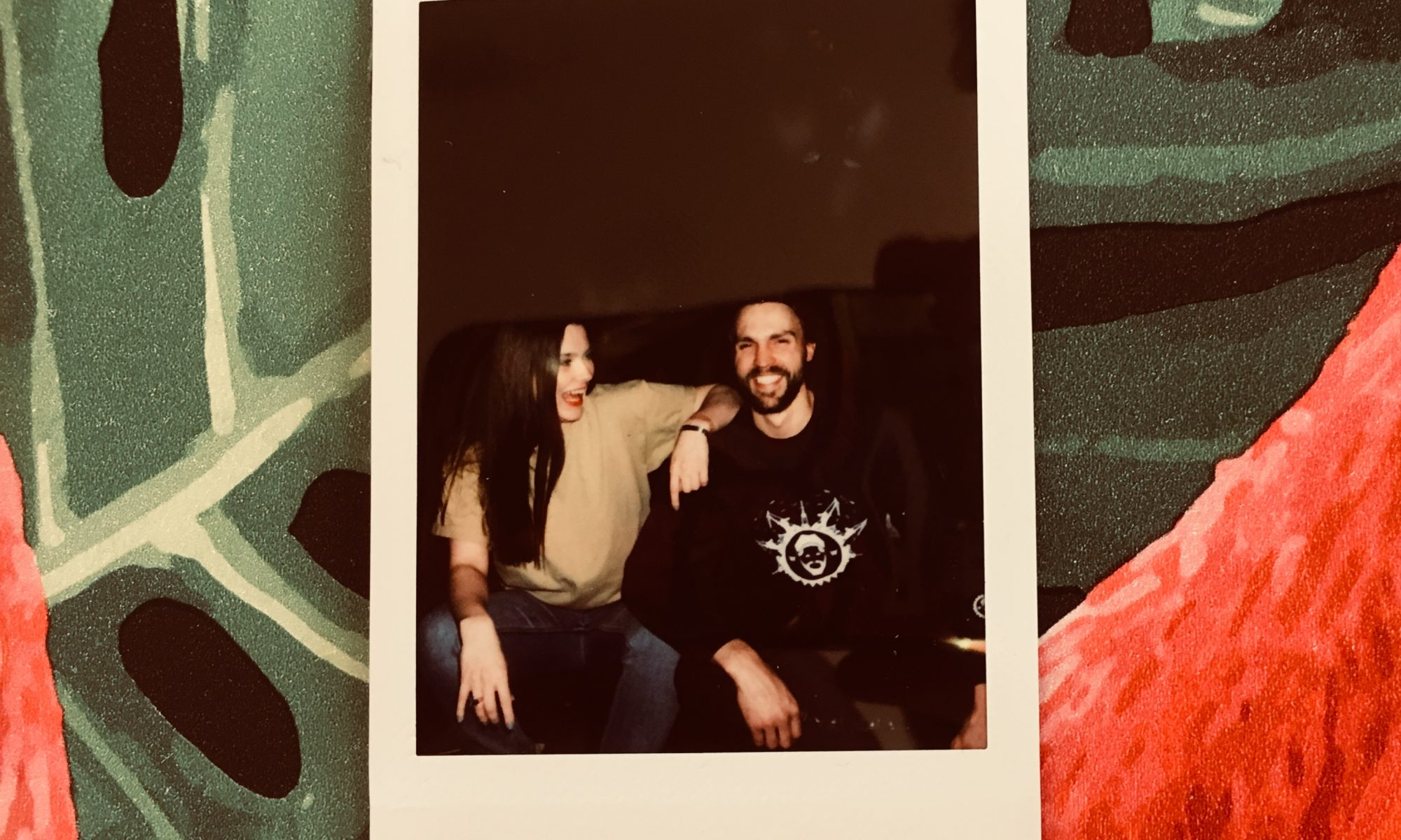 Sophia Wenzel und Fiete Matthies live beim HHopcast Podcast