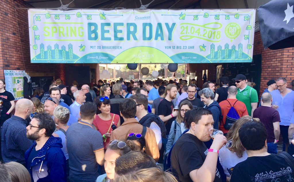 Spring Beer Day 2018 Hamburg