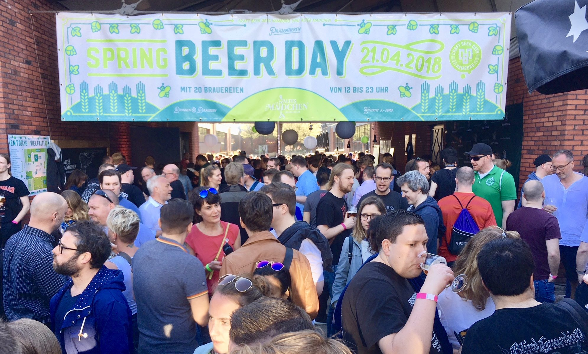 Craft Beer Events und Bierfestivals 2019