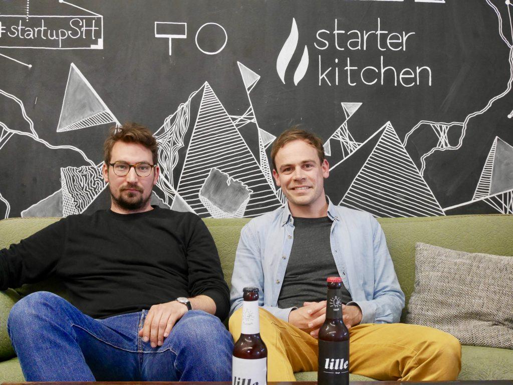 Lille Bräu zu Gast bei HHopcast dem Craft Beer Podcast