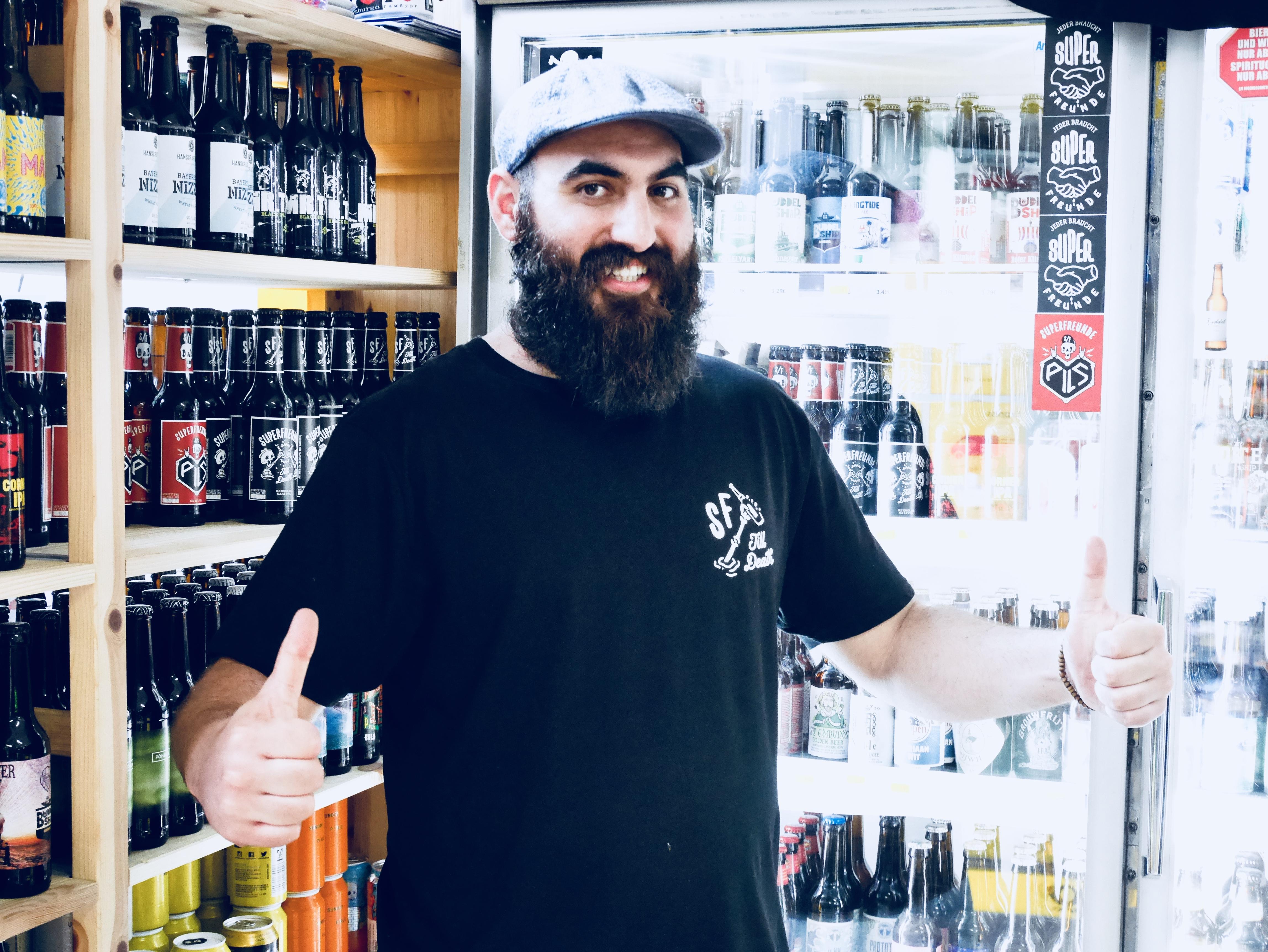 Erkan Altun TipTop Kiosk HHopcast Podcast Bier-Podcast