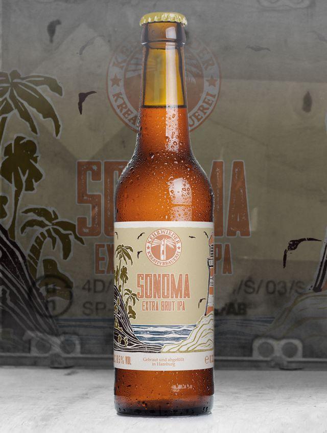 Sonoma Extra Brut IPA