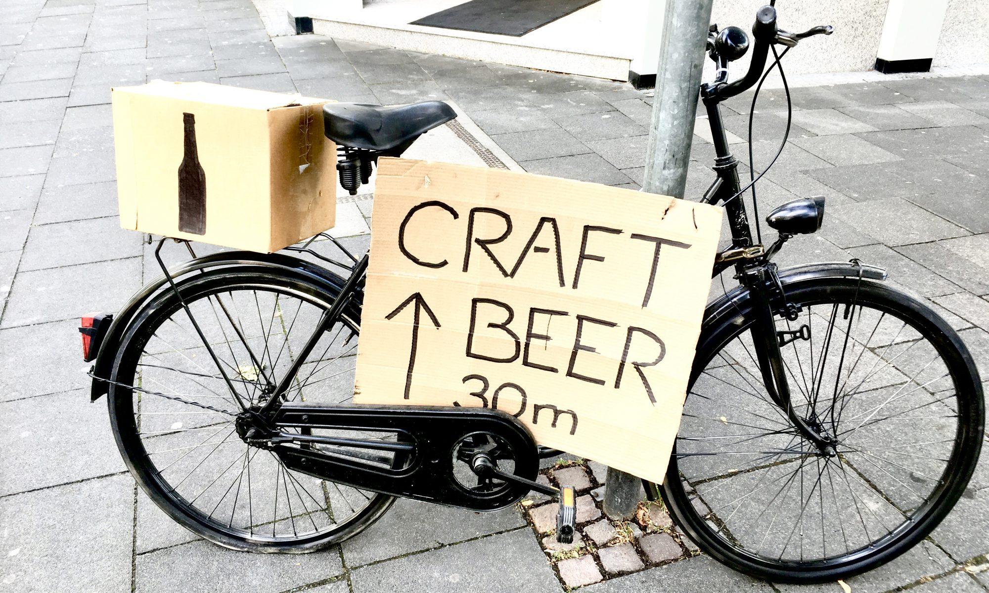 HHopcast in Köln auf Craft Bier Tour bei Pulle und Stulle