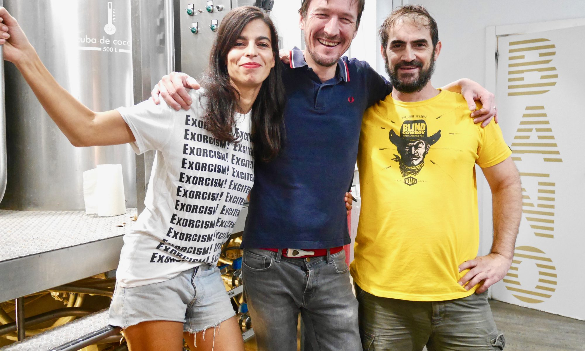 #16 Estefanía Pintado, Co-Founder Fábrica Maravillas in Madrid Bier Szene Madrid