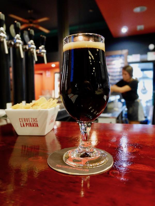 Bier und Bars in Madrid auf HHopcast