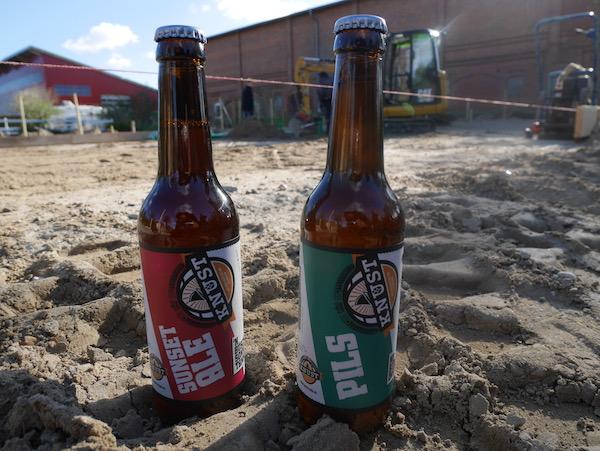 Neue Biere: Knust Biere auf HHopcast, dem Craft-Bier-Blog