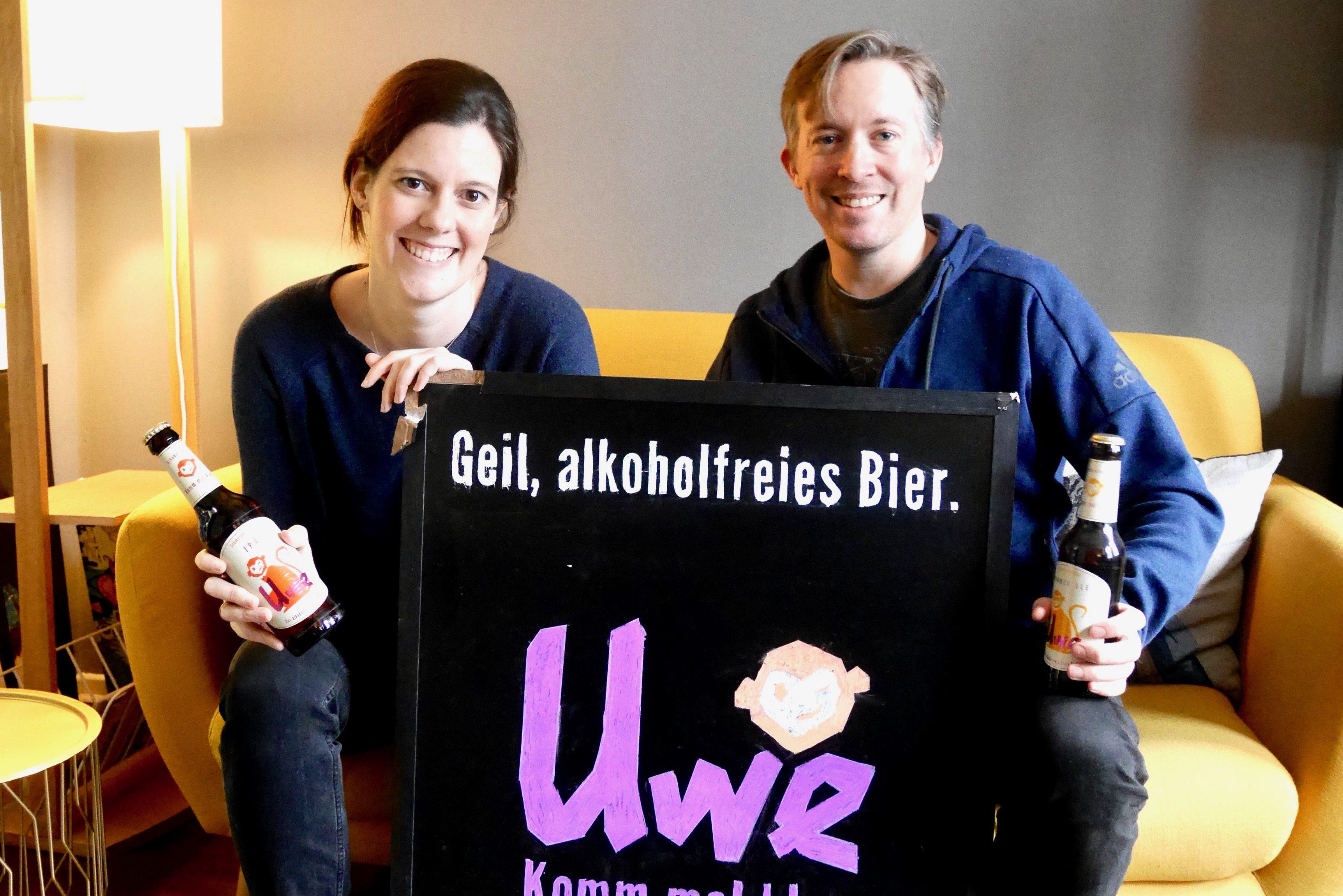 Uwe. Das alkoholfreie Bier aus Hamburg zu Gast bei HHopcast, dem Craft Beer Podcast