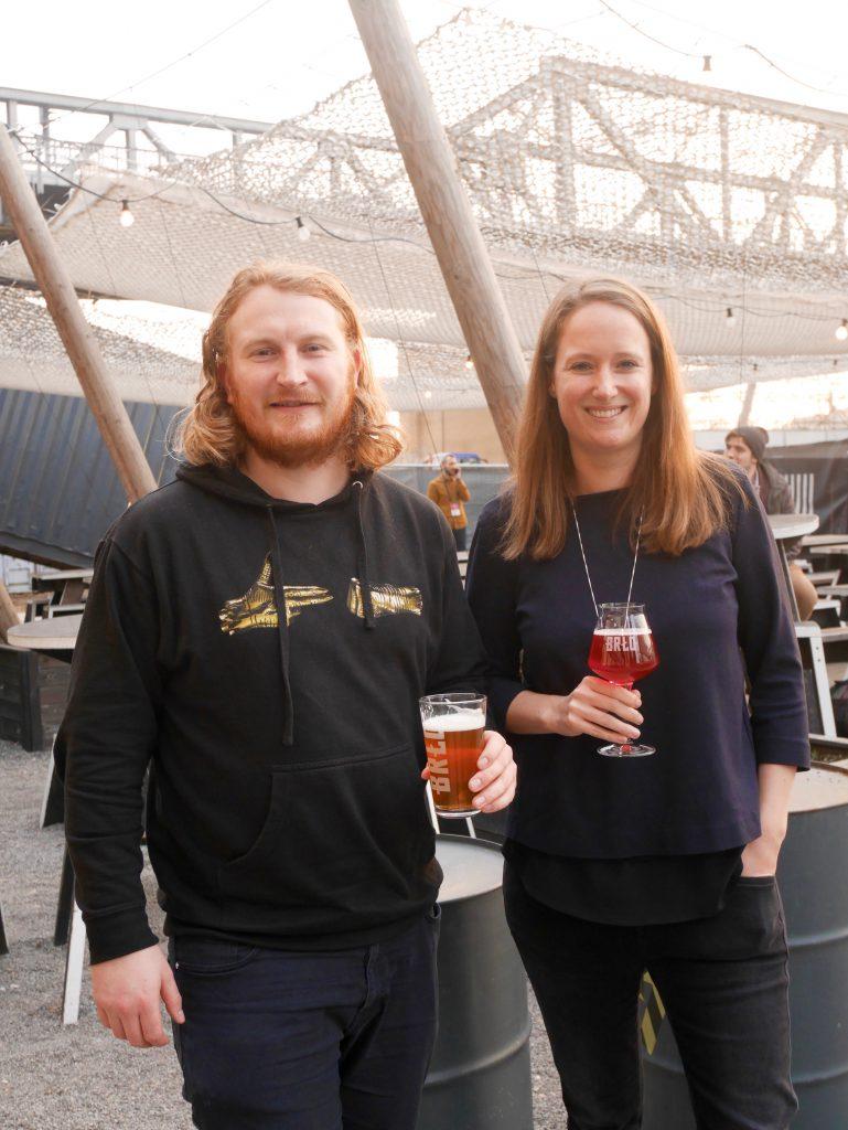 Katharina Kurz und  Michael Lembke von BRLO sprechen mit HHopcast dem Bierpodcast über Craft Beer in Berlin
