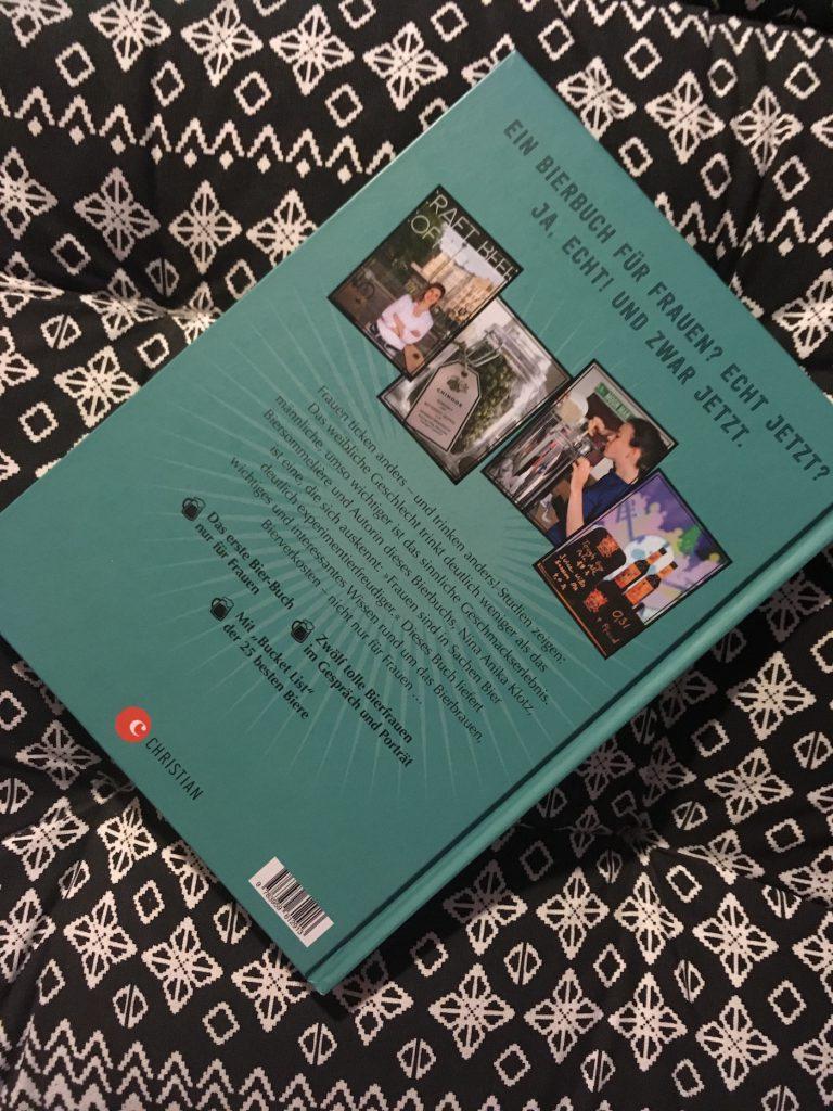 Das ultimative Bierbuch. Nur für Frauen von Nina Anika Klotz