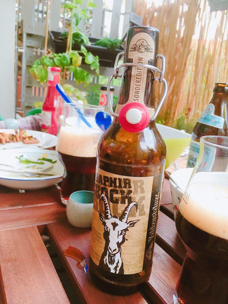 Beer Food Pairing: Saphir Doppel Bock
