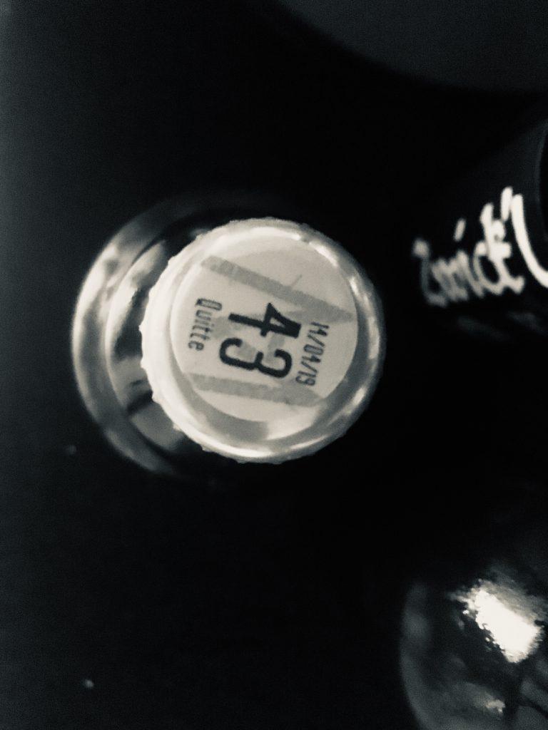 Hobbybrauer Hamburg Bier mit Quitte
