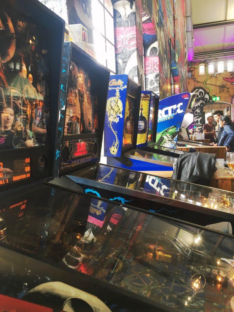 TapDog Station Arcade