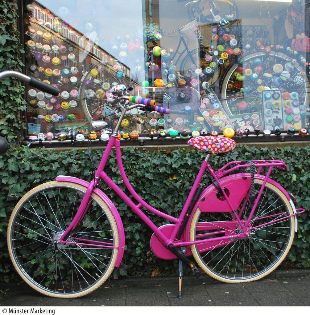 Fahrrad Münster