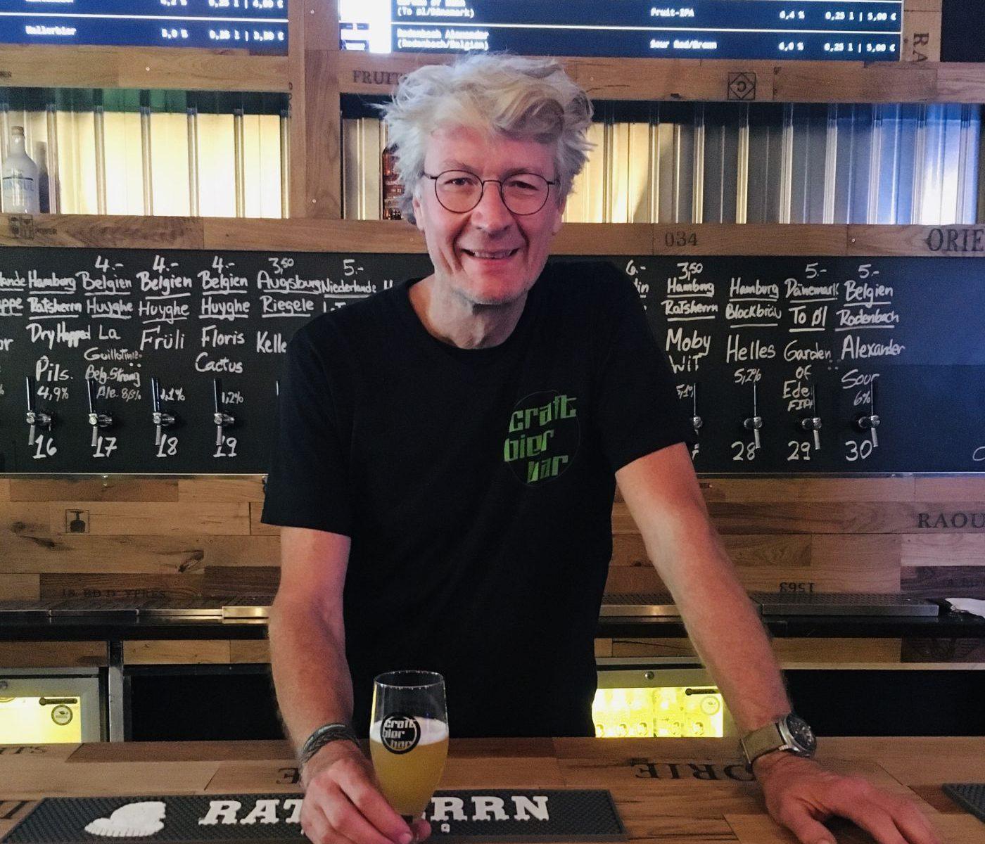 Michael Solms Craft Beer Bar Hamburg