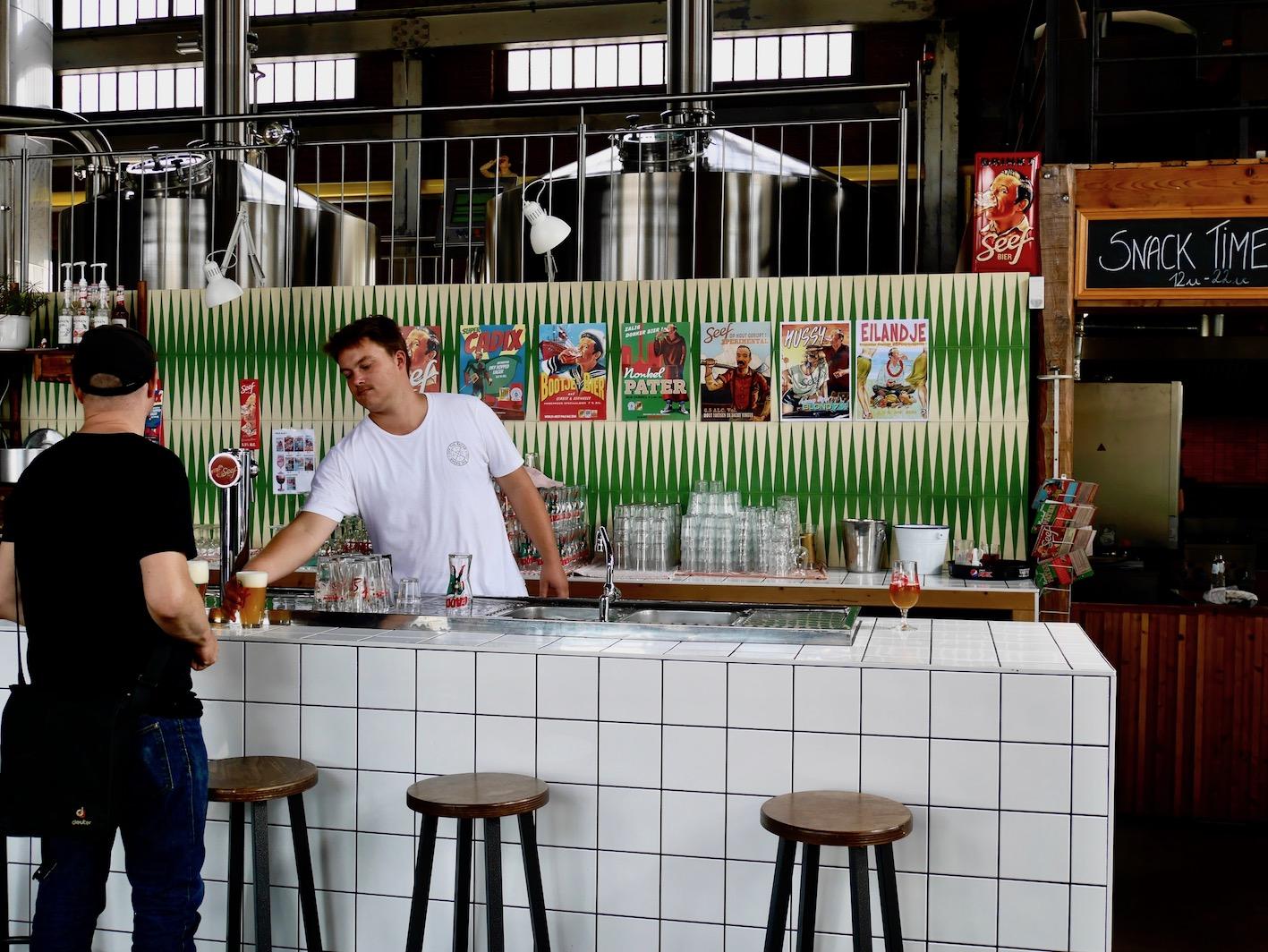 Antwerpse Brouw Compagnie Bier in Antwerpen
