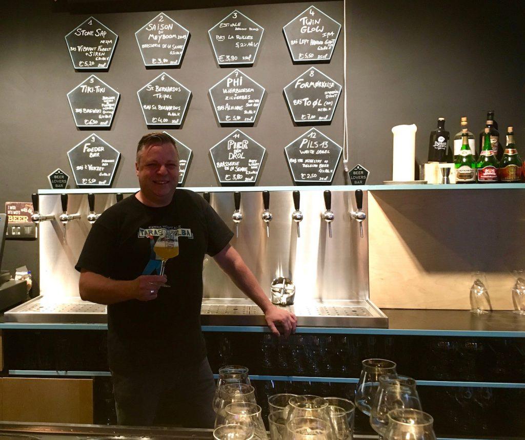 Beerlovers Bar, Bier in Antwerpen