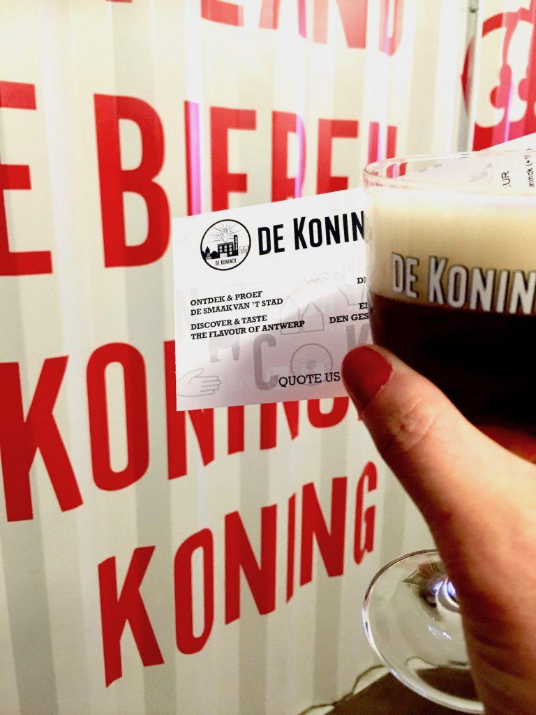 De Koninck Antwerpen Bier in Antwerpen
