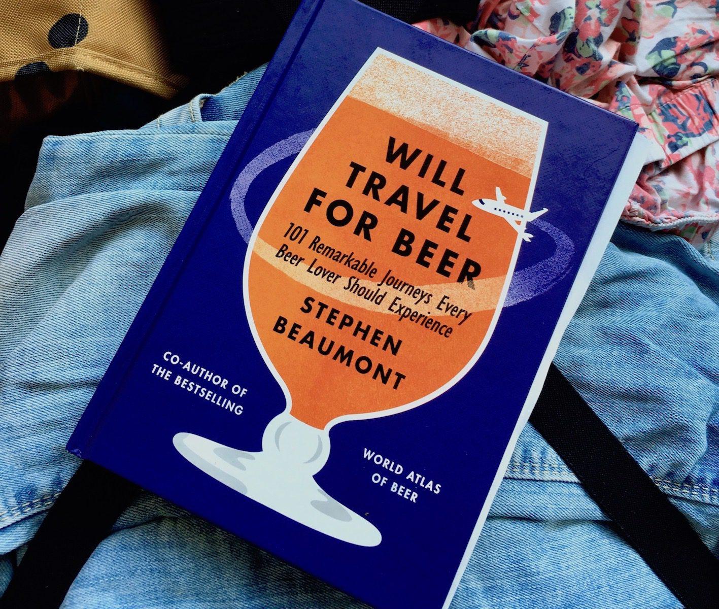 I will travel for Beer, Last Minute Weihnachtsgeschenke für Bierliebhaber