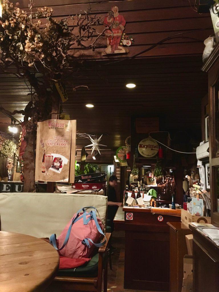 Kulminator in Antwerpen: Bierparadies