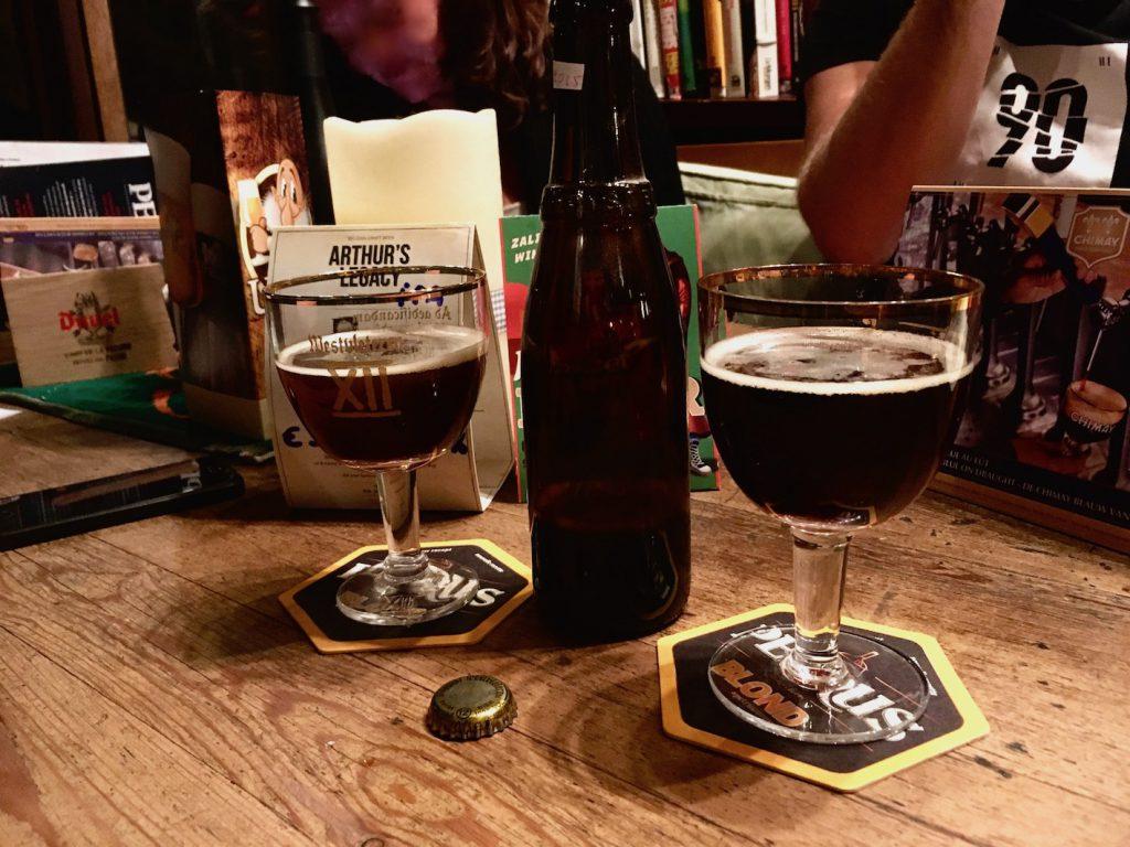 Kulminator Bier in Antwerpen