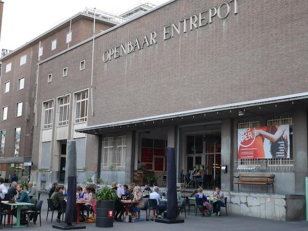 De Hoorn in Leuven. Regeine Marxen /HHopcast