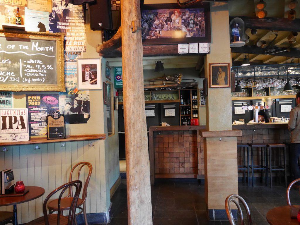 De Blauwe Kater, Bier und Bars in Leuven