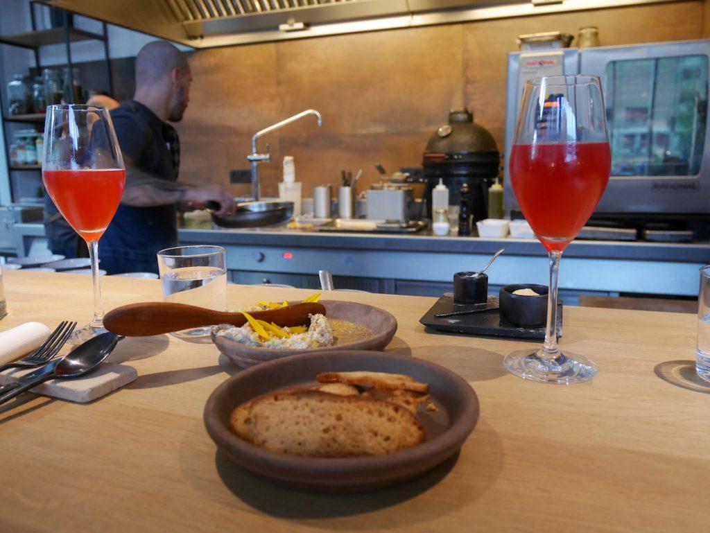 Dinner mit bester Bierbegleitung in der Hop Gastrobar in Leuven. Bier und Food in Leuven
