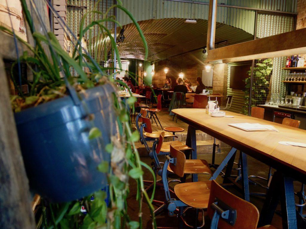 Otomat: Der Duvel steckt im Pizzateig. Bier und Food in Leuven