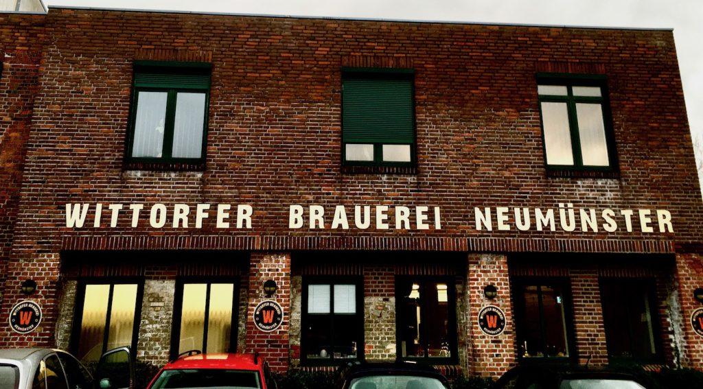 Wittorfer Brauerei in Neumünster