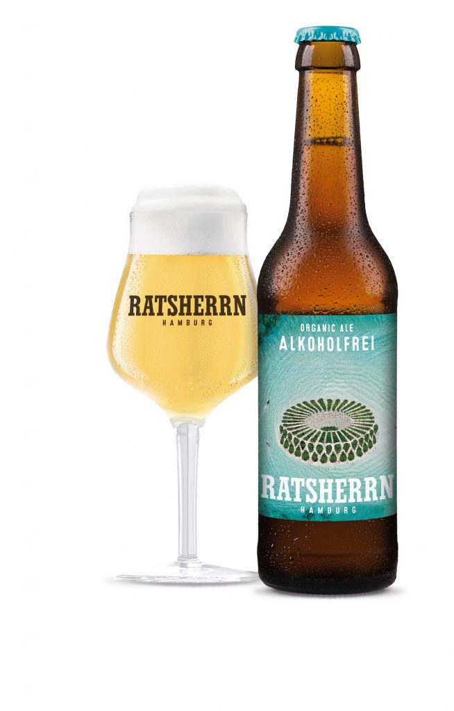 Ratsherrn Organic Ale Alkoholfrei / Neue Bier auf HHopcast