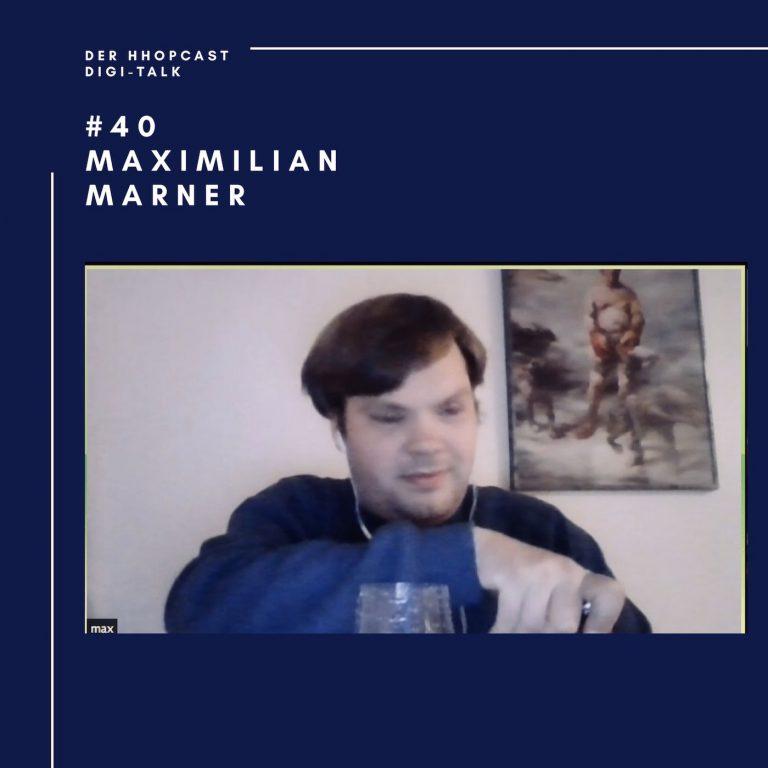 HHopcast Podcast #40 Brausturm, Maximilian Marner