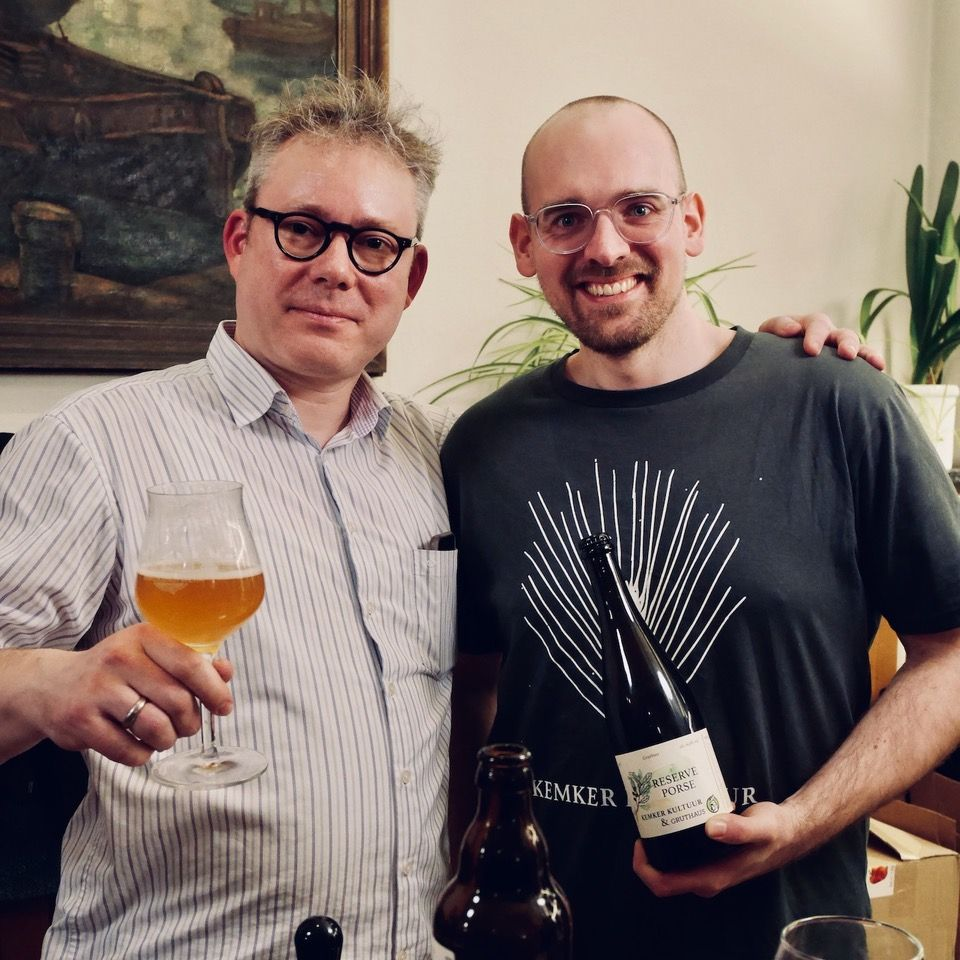 Philipp Overberg und Jan Kemker über Grutbier