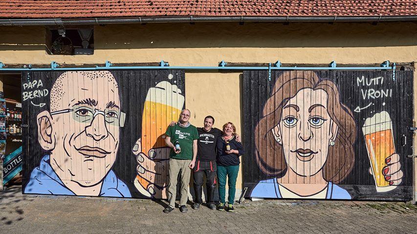 Familiy Business: David Hertl und seine Familie von der Braumanufaktur Hertl