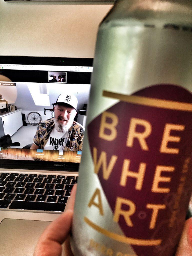 BREWHEART im Digital Talk mit HHopcast