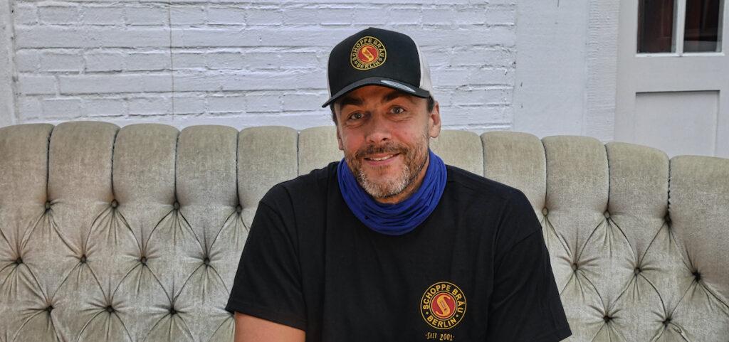 Thorsten Schoppe von Schoppebräu uzu Gast bei der Lingener Bierkultur