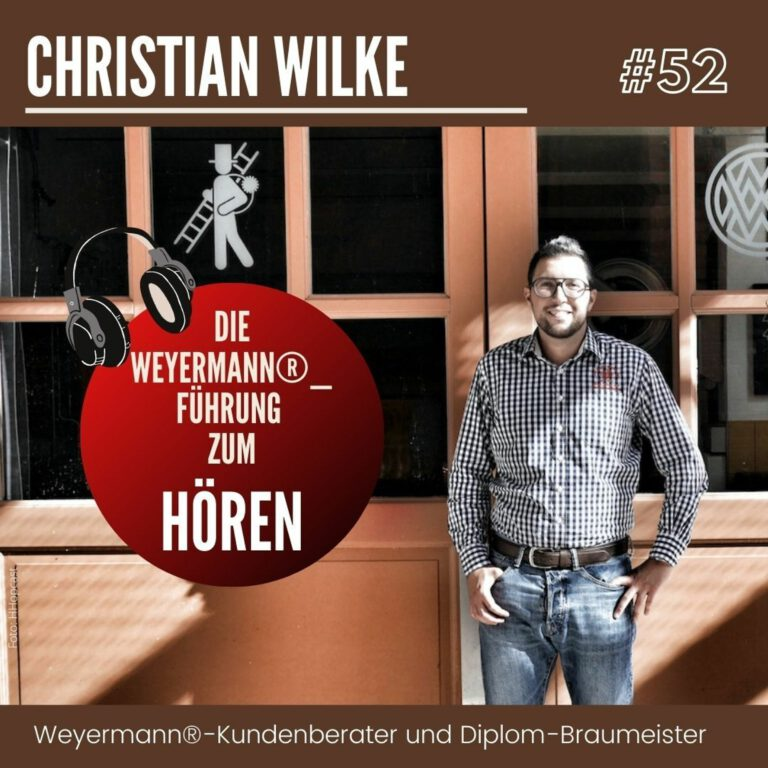 HHopcast Podcast #52 Die Weyermann – Tour mit Christian Wilke
