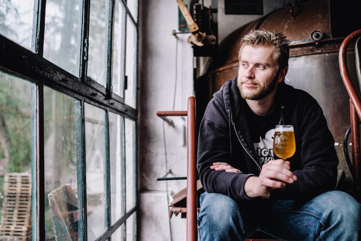 Mikrobrauerei Vormann Bier - Der Brauer Sebastian Sauer braut in Hagen Craftbeer der für den internationalen Markt unter dem Namen Freigeits Bierkultur