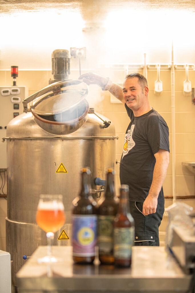 Jan Hendrik Koch von der Brauerei De LÜtte im HHopcast Podcast, Local Heroes