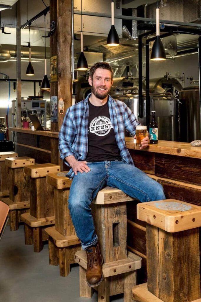 Die Knust-Brauerei im Local Heroes Podcast von HHopcast
