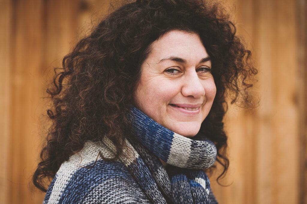Pia Morgenroth von G'broi macht Grutbier. Foto: G'Broi