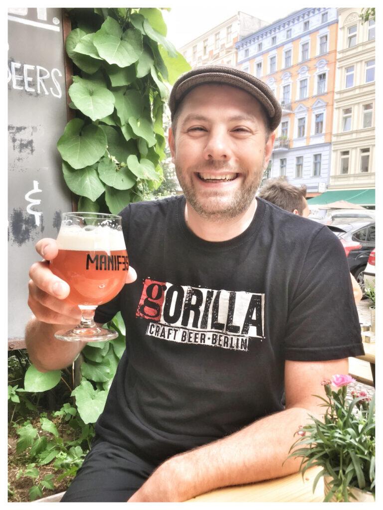Gorilla Craft Beer